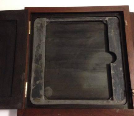 wet-plate holder