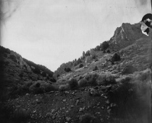 Mt Davidson, Silver Gelatin