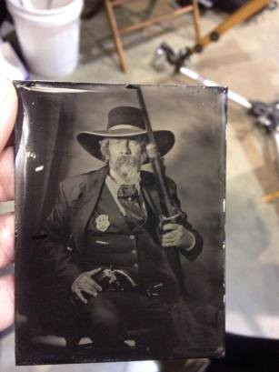 Allen Pinkerton, Cowboy-Con 2017